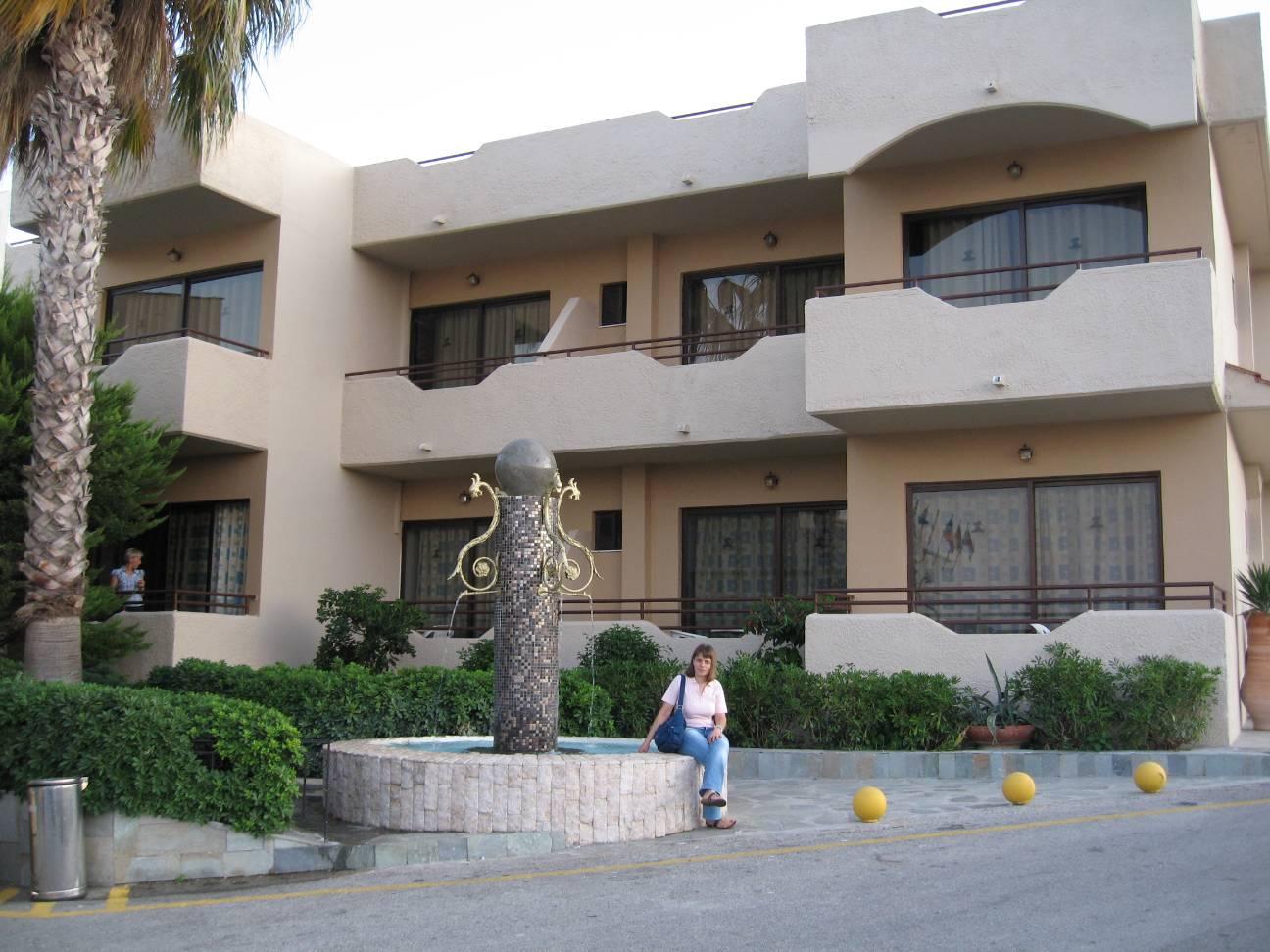 Родос отель venezia