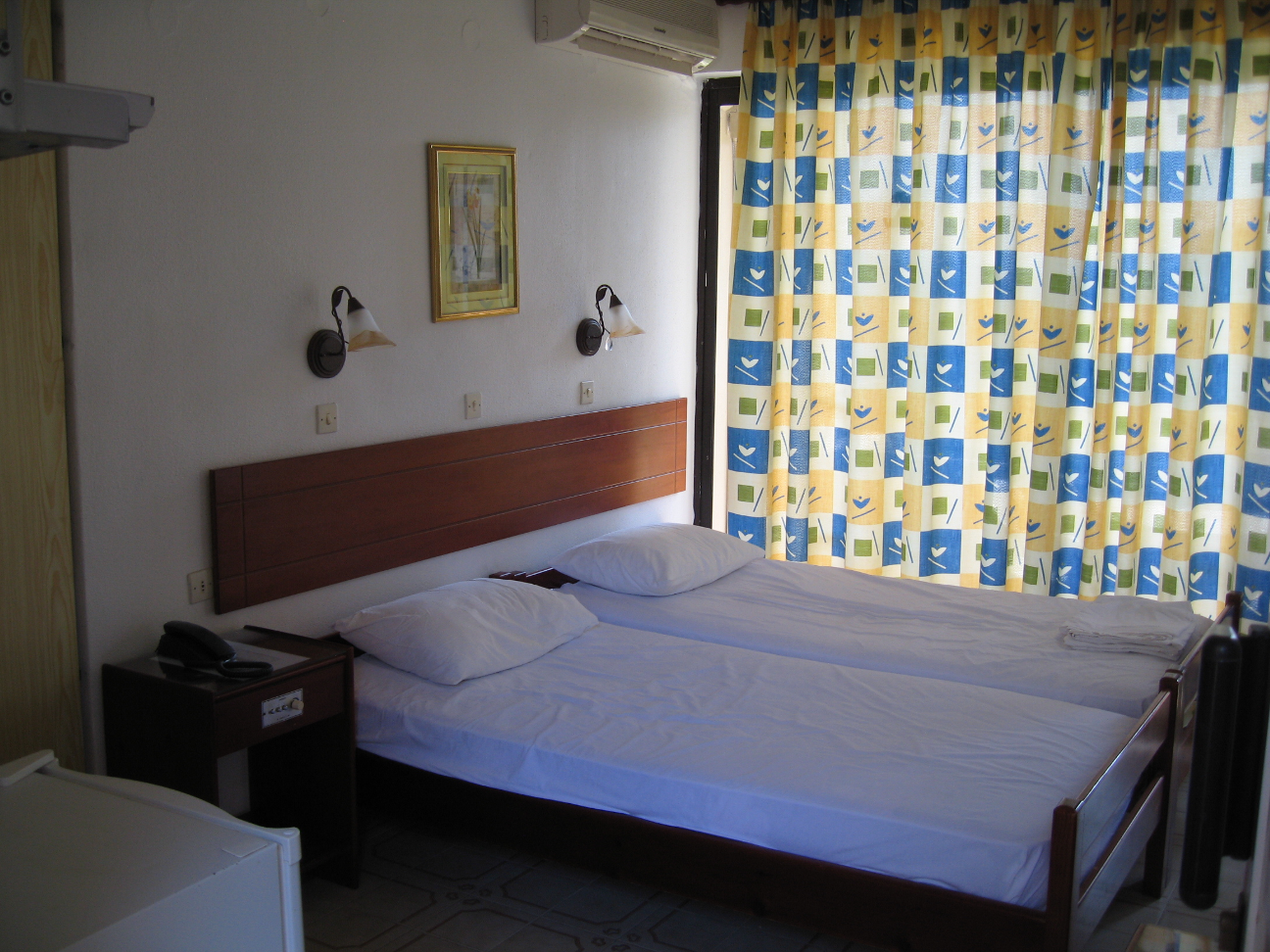Родос отель venezia номер