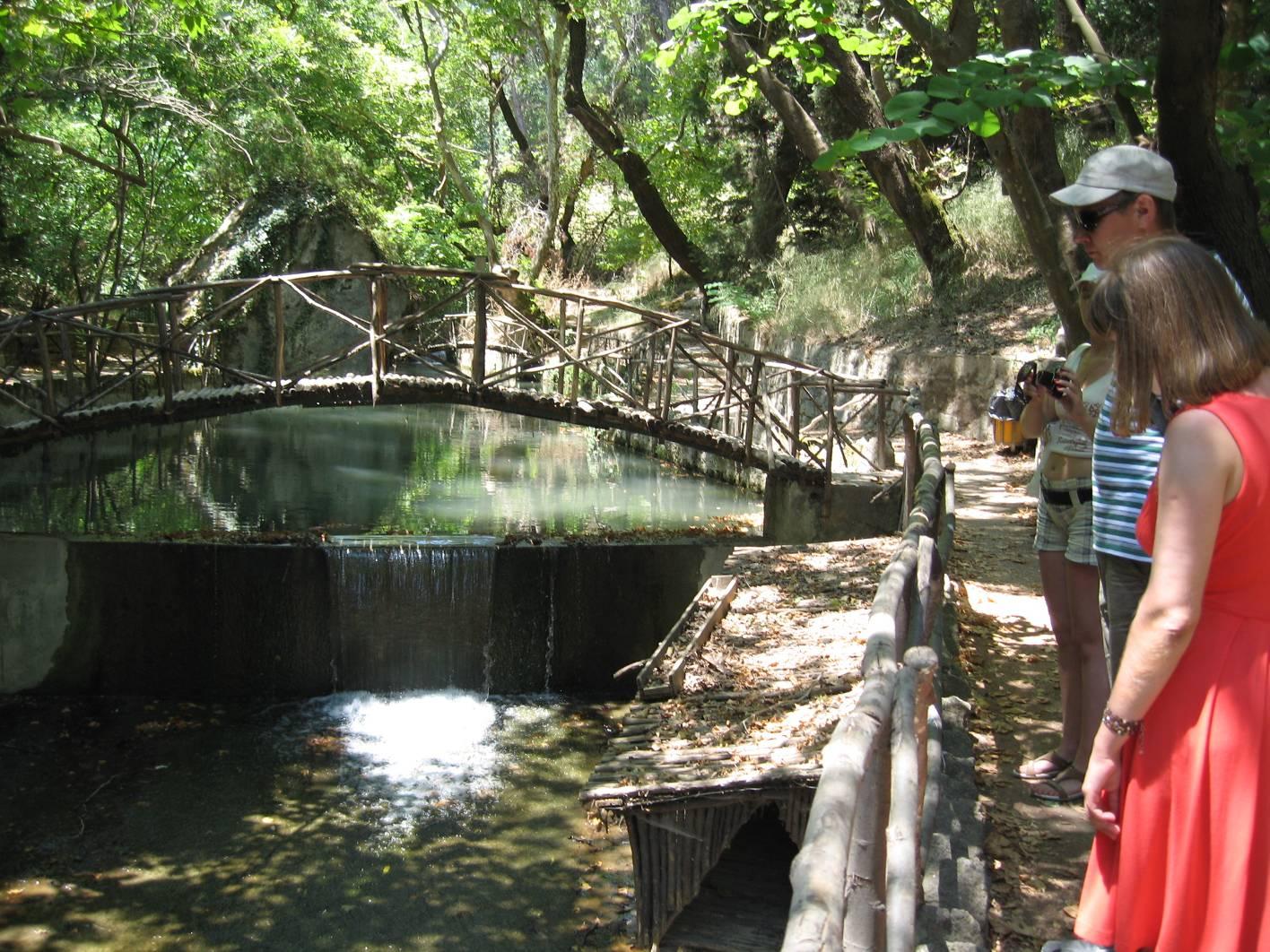 Родос парк Родини